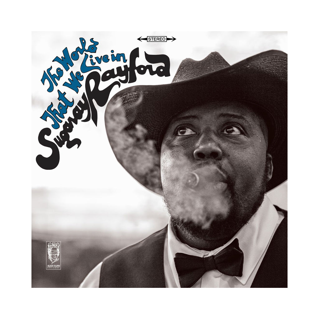 Sugaray Rayford - 'The World That We Live In' [(Black) Vinyl LP]
