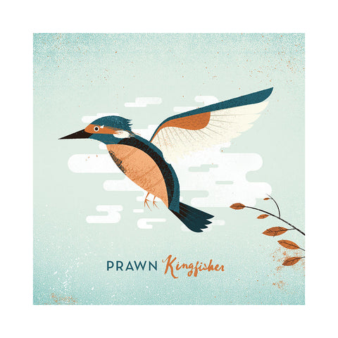 "[""Prawn - 'Kingfisher' [Cassette Tape]""]"