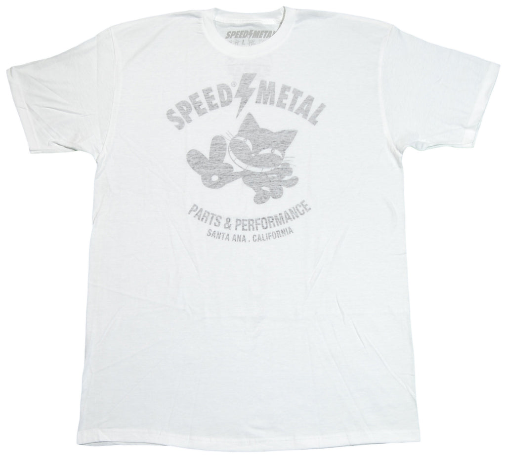 <!--2012061909-->Speed Metal - 'Nine' [(White) T-Shirt]