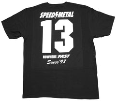 <!--2012061904-->Speed Metal - 'Thirteen' [(Black) T-Shirt]