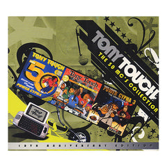 Tony Touch - 'The 50 MC's Collection: 10th Anniversary Edition' [CD [6CD]]