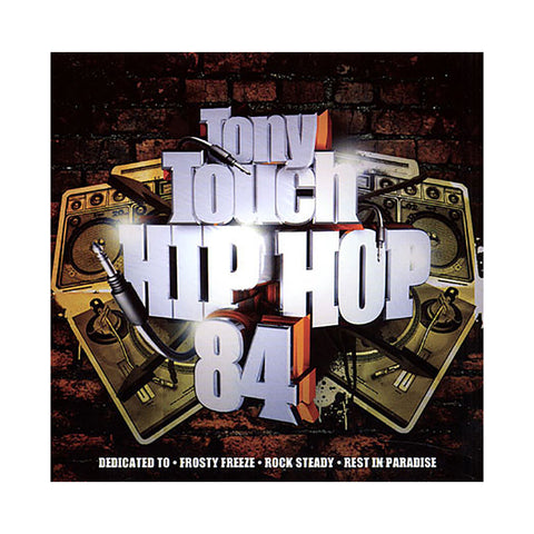 Tony Touch - 'Hip Hop # 84' [CD]
