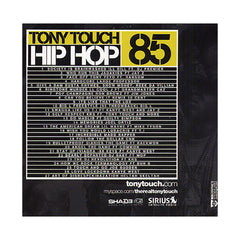 Tony Touch - 'Hip Hop # 85' [CD]