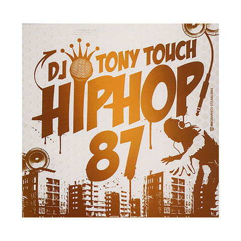 Tony Touch - 'Hip Hop # 87' [CD]