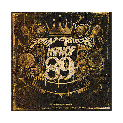 Tony Touch - 'Hip Hop # 89' [CD]