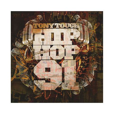 Tony Touch - 'Hip Hop # 91' [CD]