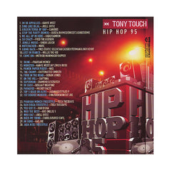 Tony Touch - 'Hip Hop # 95' [CD]