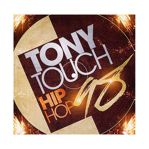 Tony Touch - 'Hip Hop # 98' [CD]