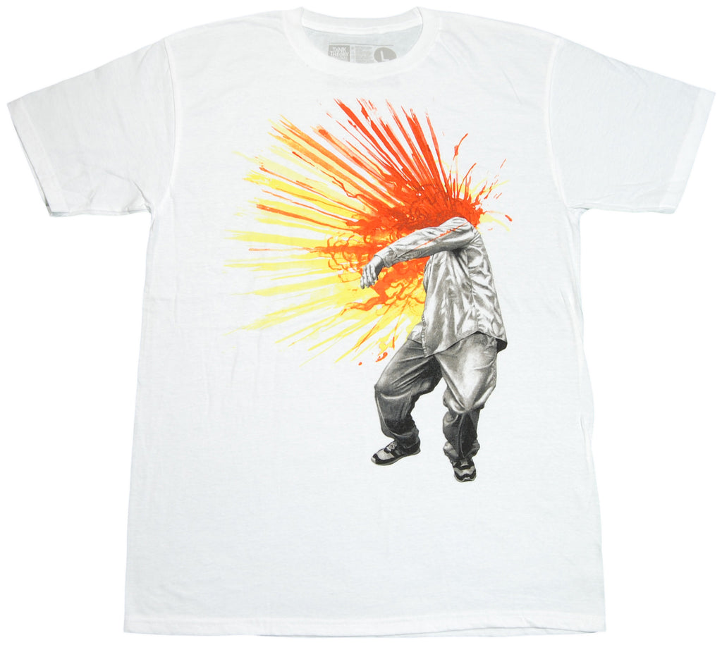 <!--2012011059-->Tank Theory - 'Absolute Citrus' [(White) T-Shirt]