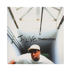 J-Live - 'The Best Part' [(Black) Vinyl [2LP]]