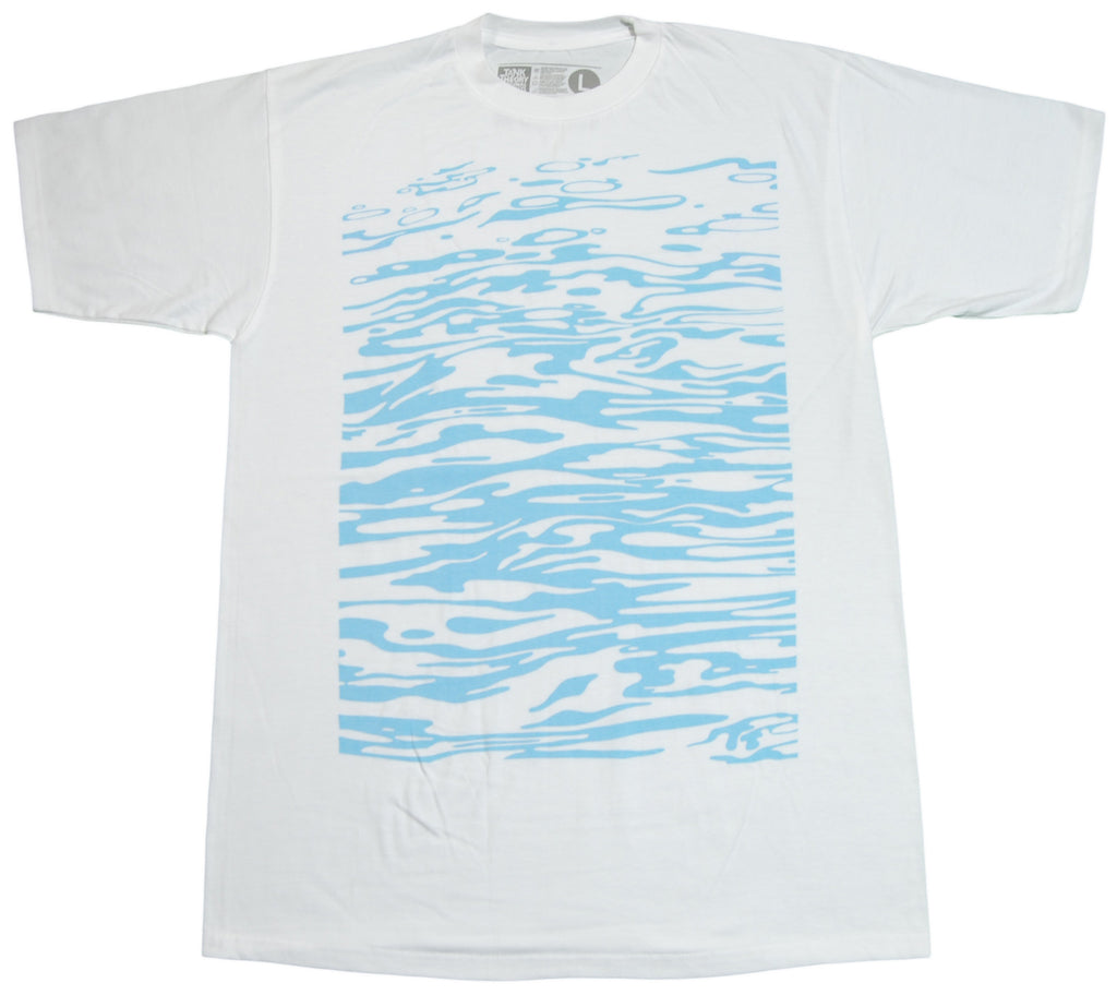 <!--2012061203-->Tank Theory - 'Ripples' [(White) T-Shirt]