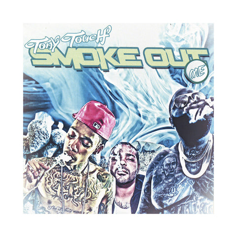 Tony Touch - 'Smoke Out Mix #1' [CD]