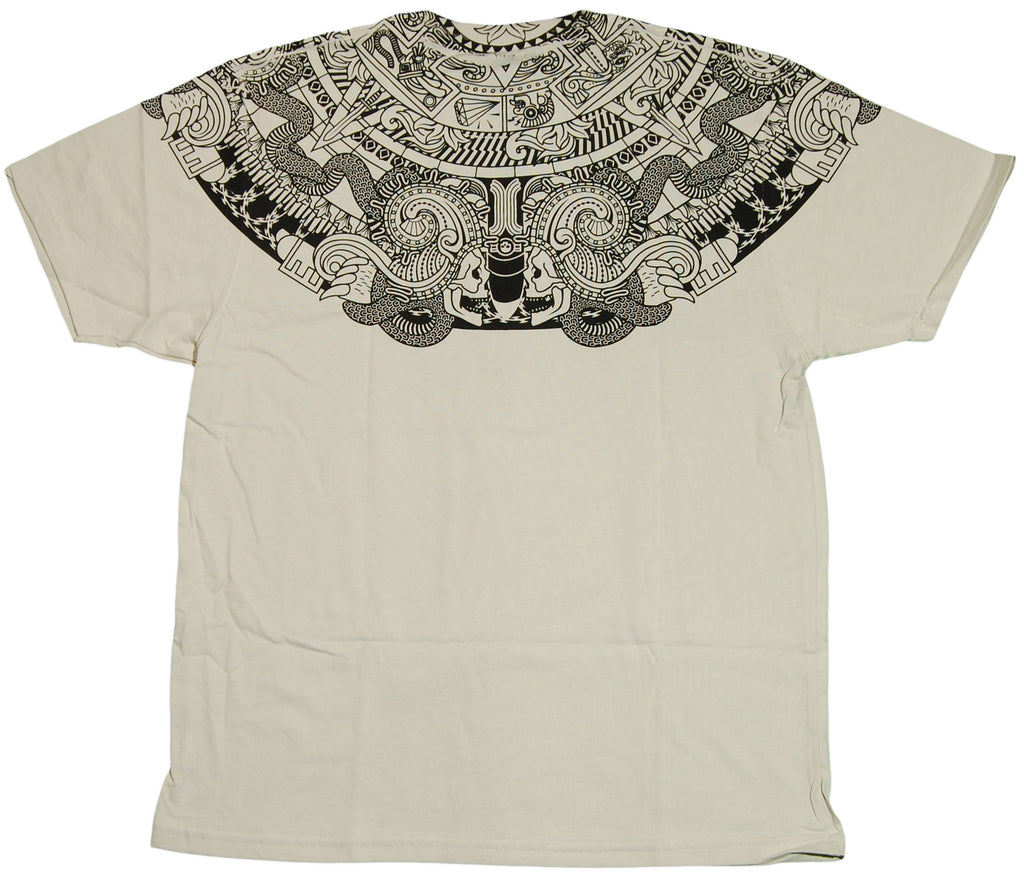 <!--2011070541-->Tank Theory - 'Blood Calendar' [(Natural) T-Shirt]