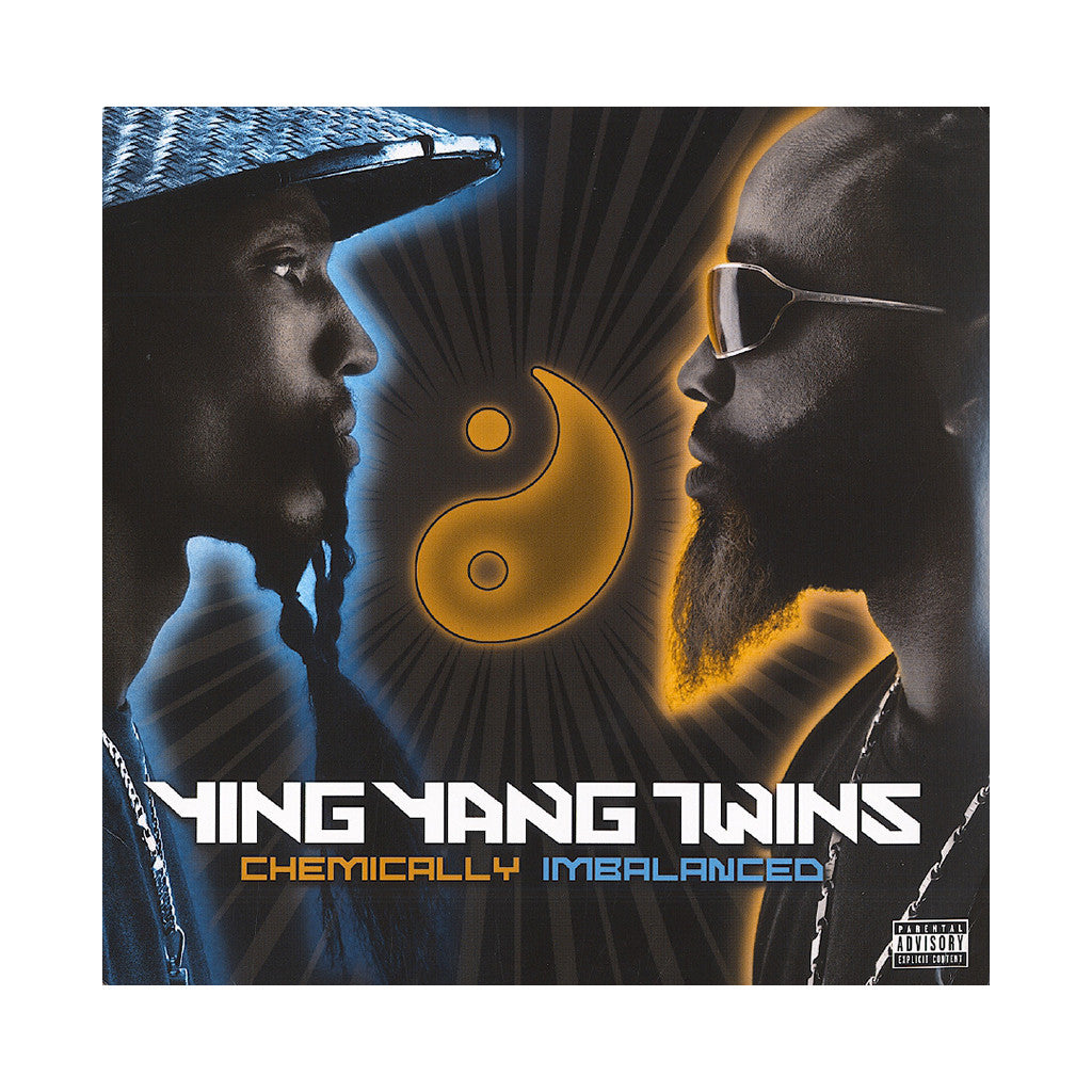 <!--020061212008779-->Ying Yang Twins - 'Chemically Imbalanced' [CD]