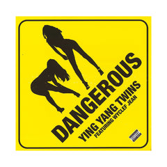 "Ying Yang Twins - 'Dangerous' [(Black) 12"" Vinyl Single]"