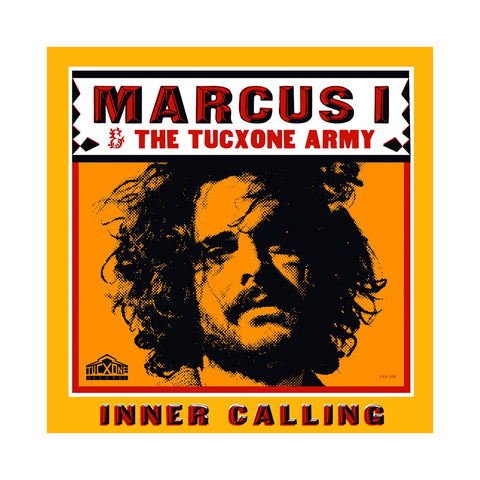 Marcus I & The Tucxone Army - 'Inner Calling' [(Black) Vinyl [2LP]]