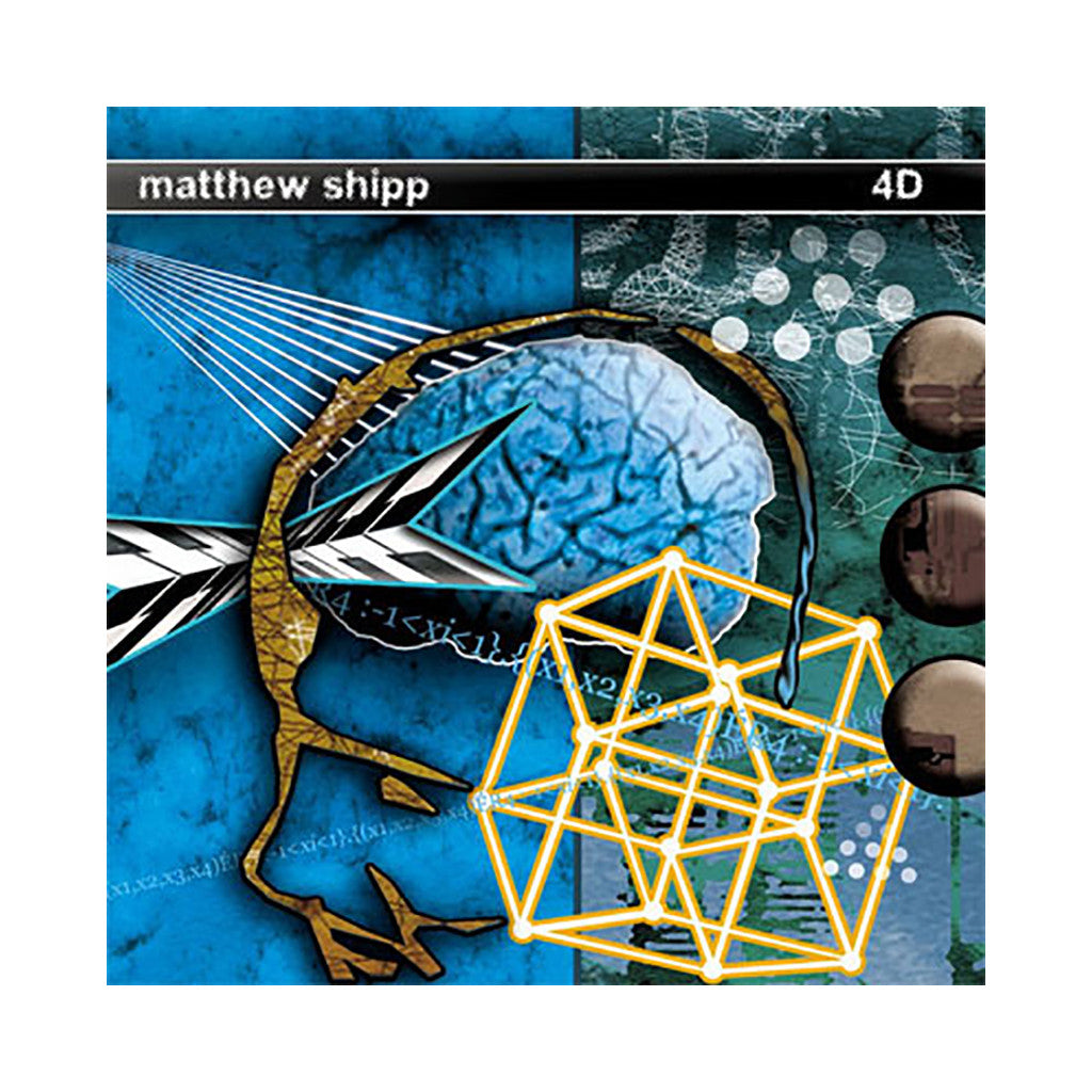 Matthew Shipp - '4D' [CD]