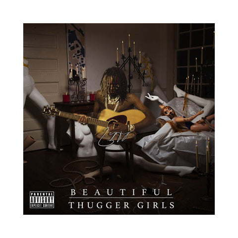 "[""Young Thug - 'Beautiful Thugger Girls' [(Black) Vinyl [2LP]]""]"