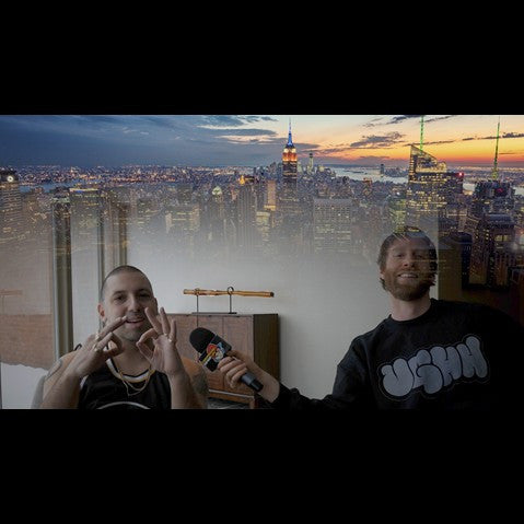 Termanology - 'Interview 2017  Part 5: Up Every Night (NYC, Drink Champs, Statik Selektah)' [Video]