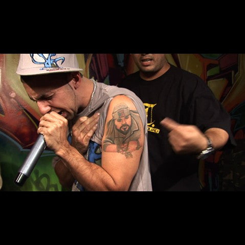 Termanology - 'So Amazing (Live At The UGHH.com Retail Store - 10/1/08)' [Video]