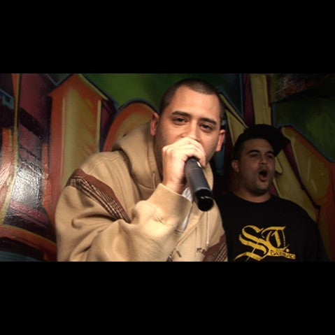 Termanology - 'Live Performance (Live At The UGHH.com Retail Store - 10/1/08)' [Video]