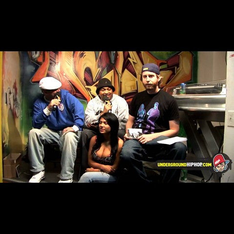 Top Choice Clique - 'Interview (At The UGHH.com Retail Store - 9/23/08)' [Video]