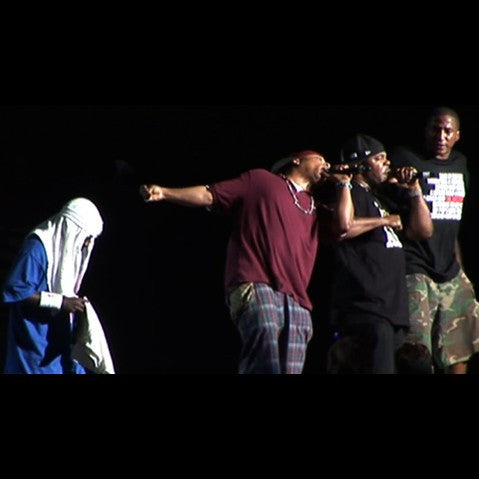 A Tribe Called Quest - 'Scenario (Live At Rock The Bells - Jones Beach, NY - 8/3/08)' [Video]