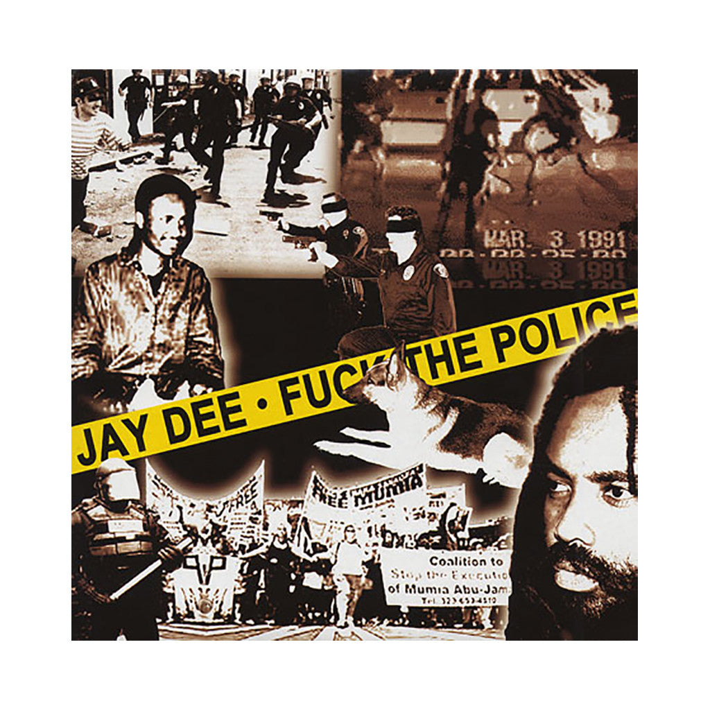 <!--2001070848-->Jay Dee - 'Fuck The Police' [Streaming Audio]