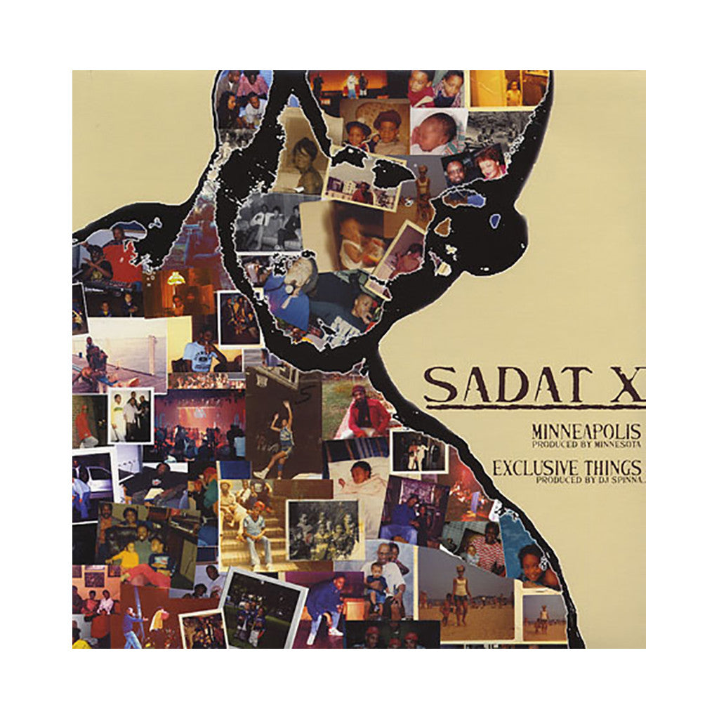 <!--2002040804-->Sadat X - 'Exclusive Things' [Streaming Audio]