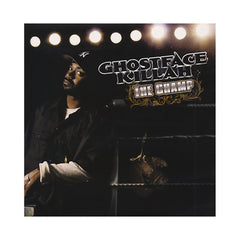 "<!--120070101003283-->Ghostface Killah - 'The Champ/ The Champ (Demo Version)' [(Black) 12"" Vinyl Single]"