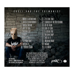 2UGLi & The Premonist - 'Leaving My Mark' [CD]