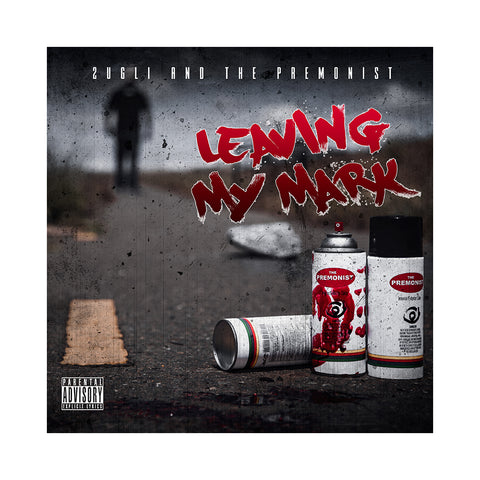 "[""2UGLi & The Premonist - 'Leaving My Mark' [CD]""]"