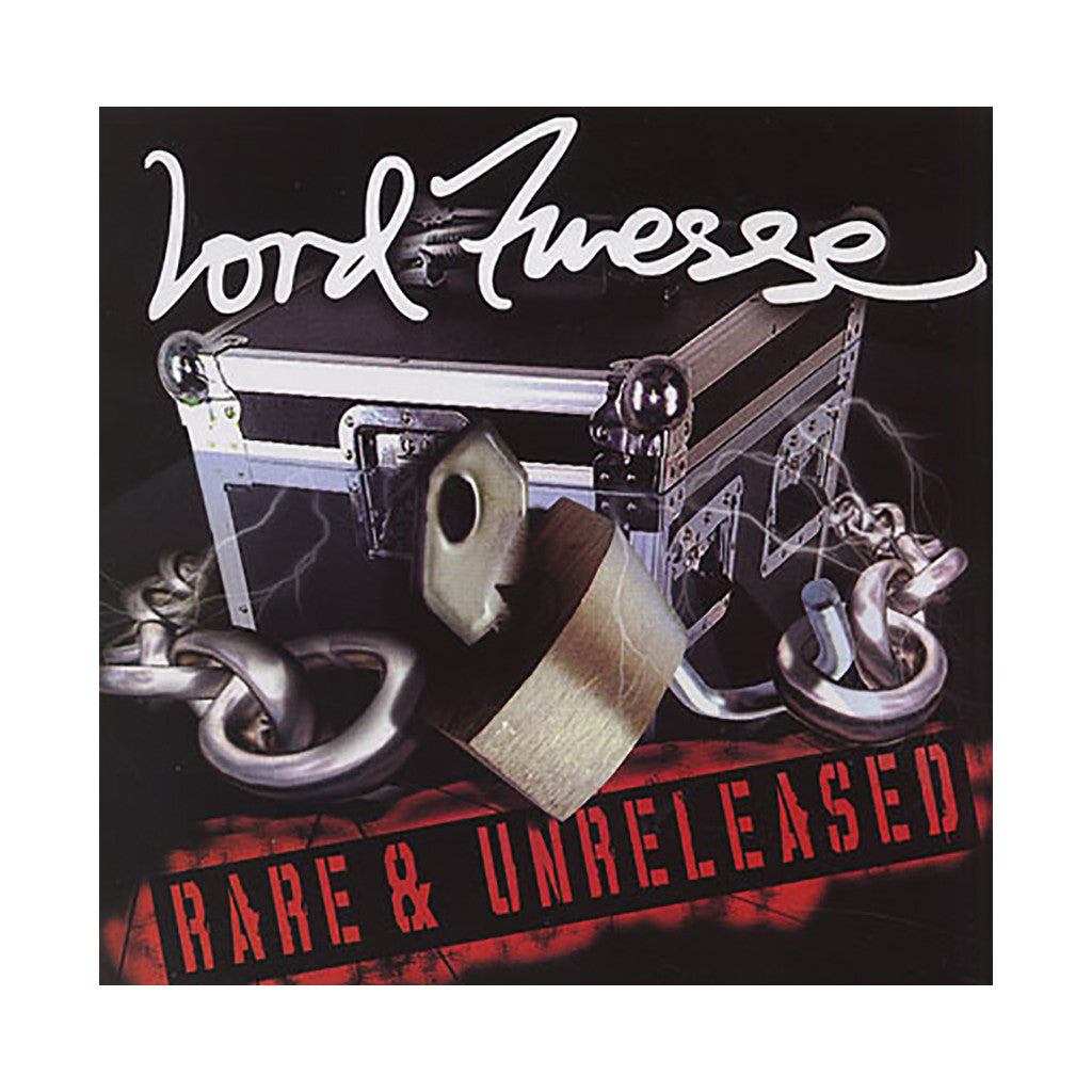 <!--2008042302-->Lord Finesse - 'The Message (Demo Version)' [Streaming Audio]