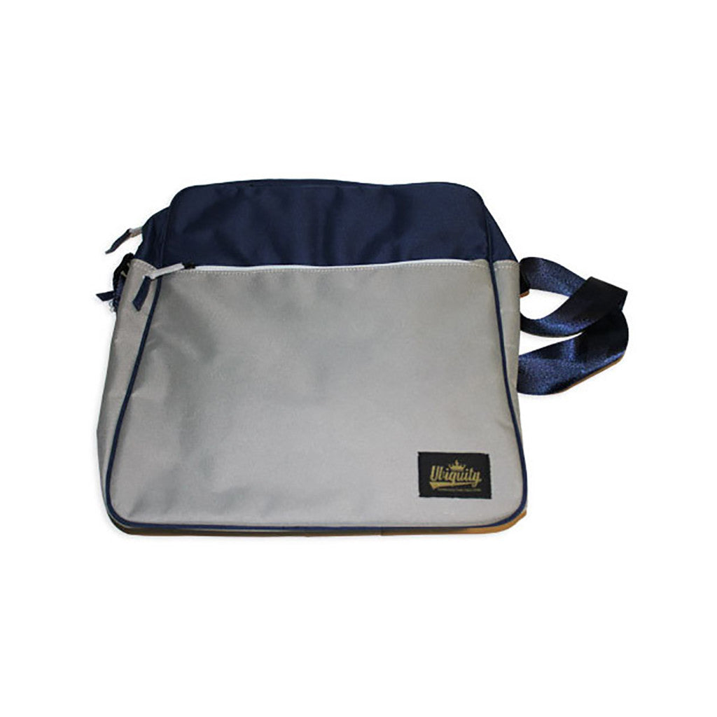 "<!--020120110039797-->Ubiquity Recordings - 'Selector' [(Light Gray) 12"" Vinyl Bag]"