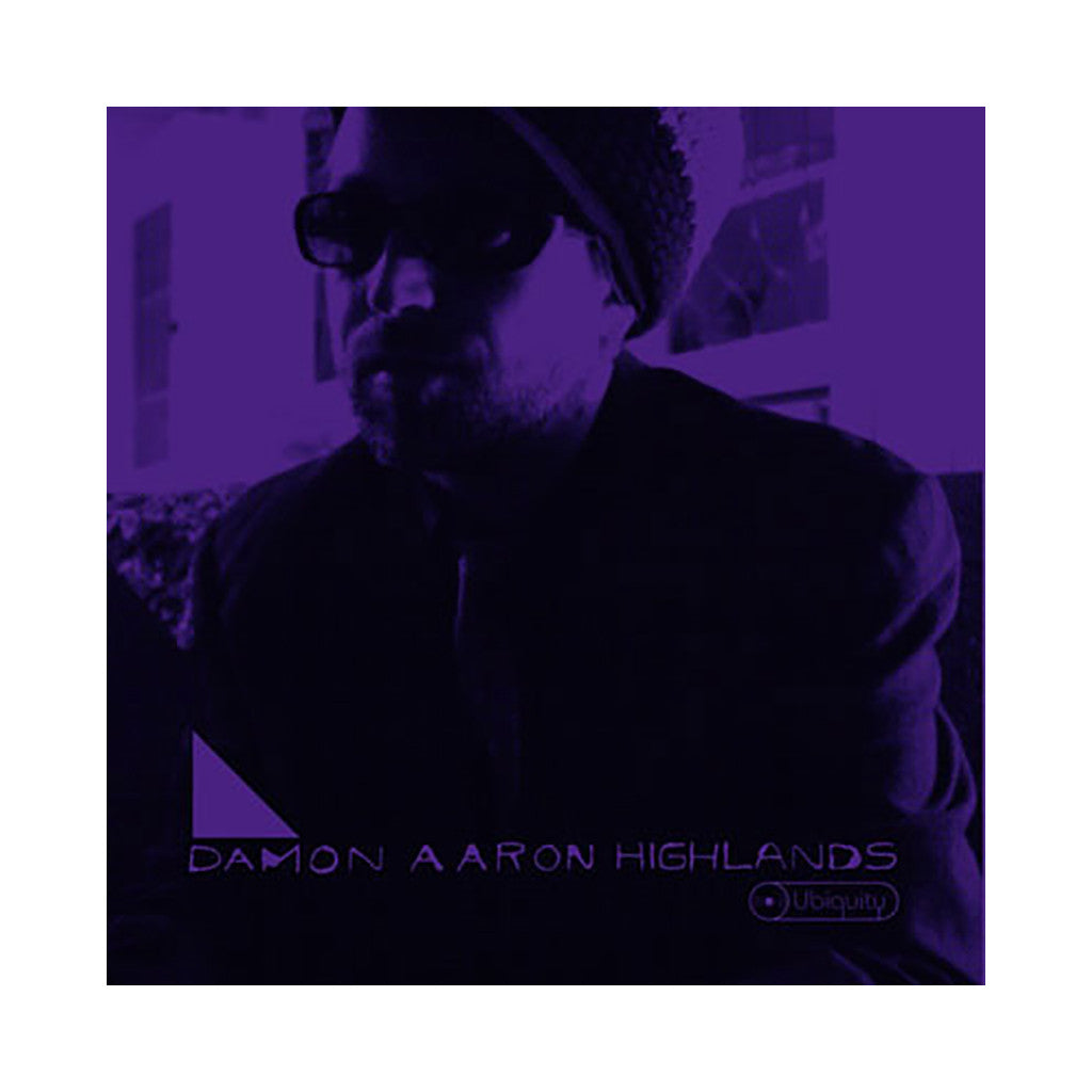 <!--2008100753-->Damon Aaron - 'Highlands' [(Black) Vinyl LP]