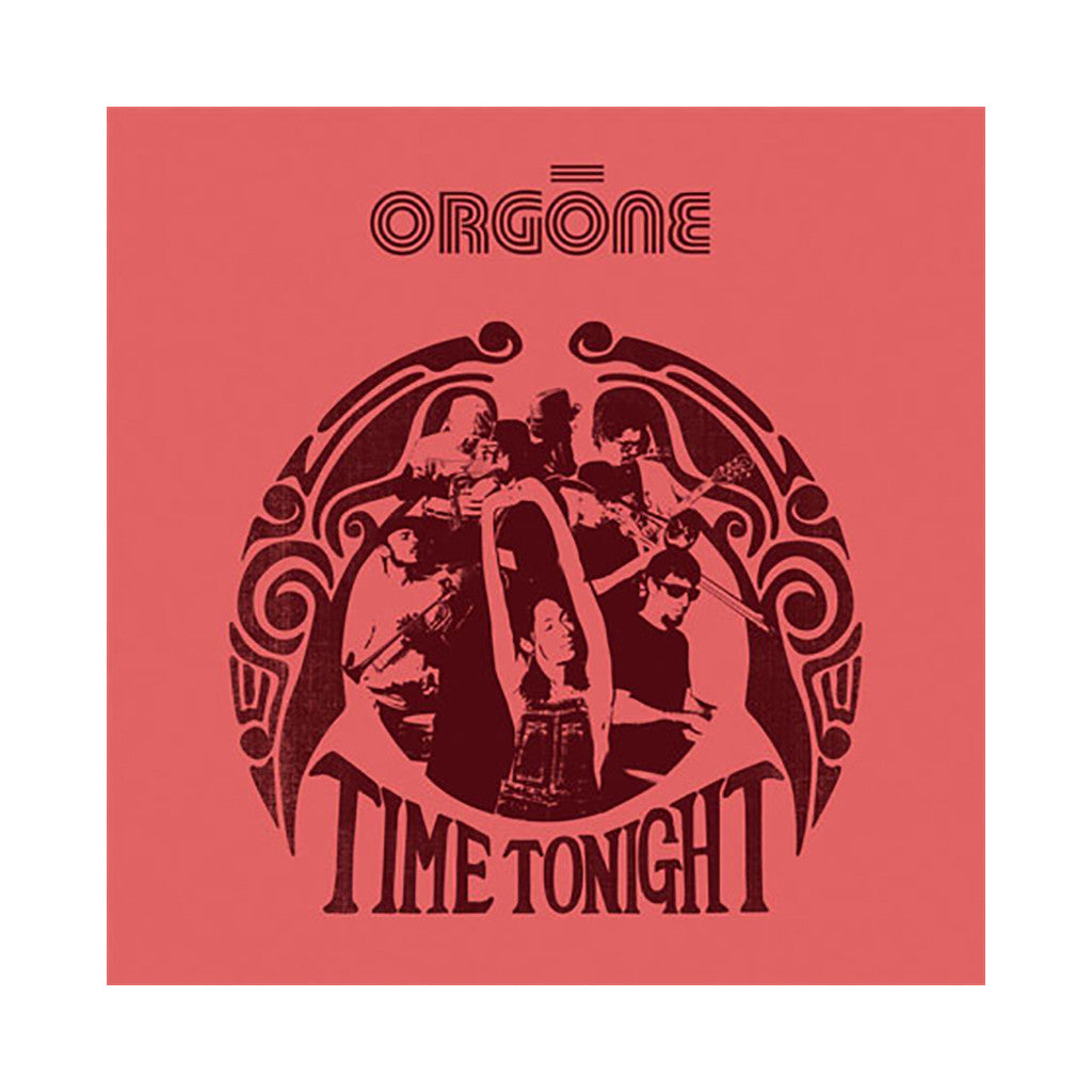 "<!--2010060807-->Orgone - 'Time Tonight/ The Big Escape' [(Black) 12"" Vinyl Single]"