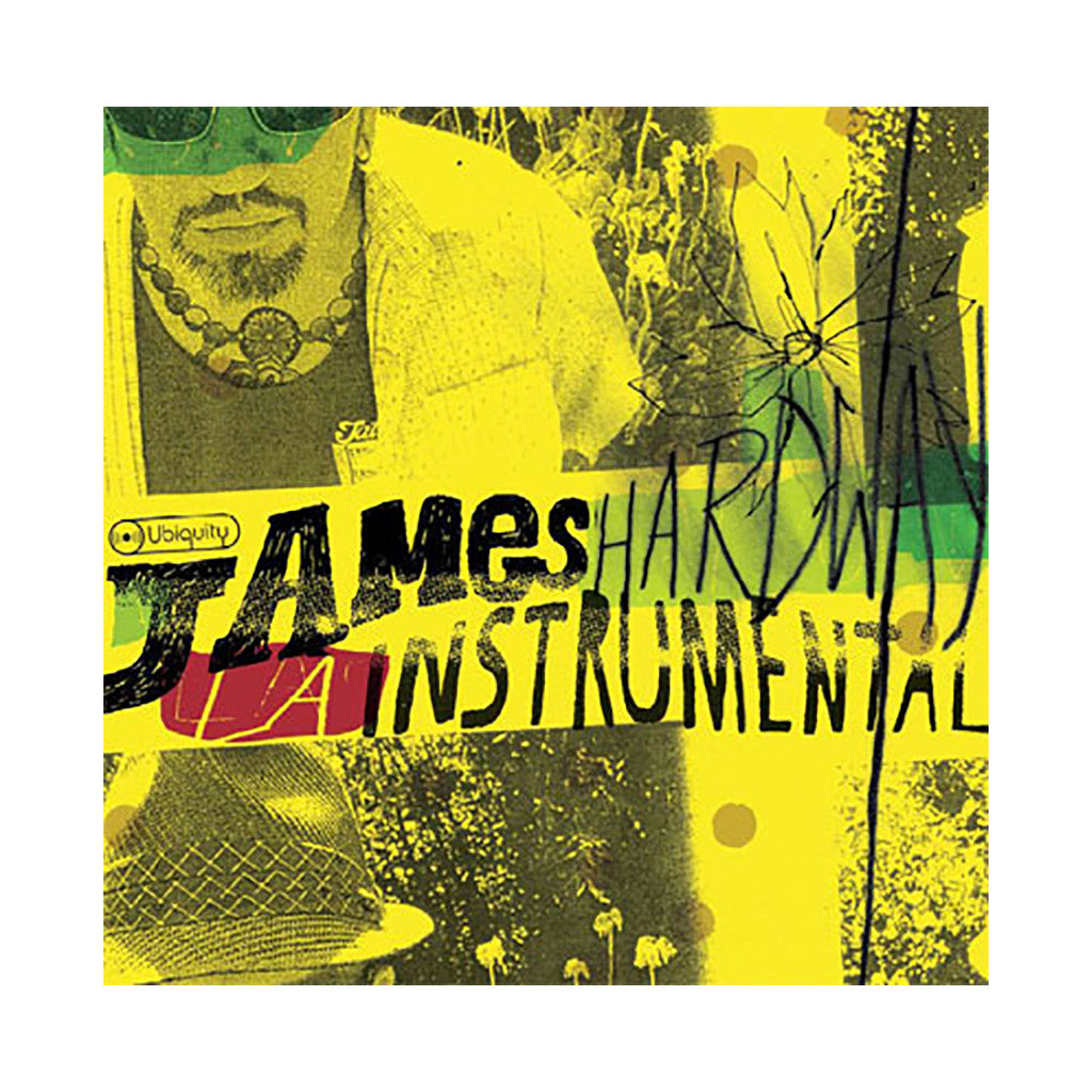 <!--2008100726-->James Hardway - 'L.A. Instrumental' [CD]