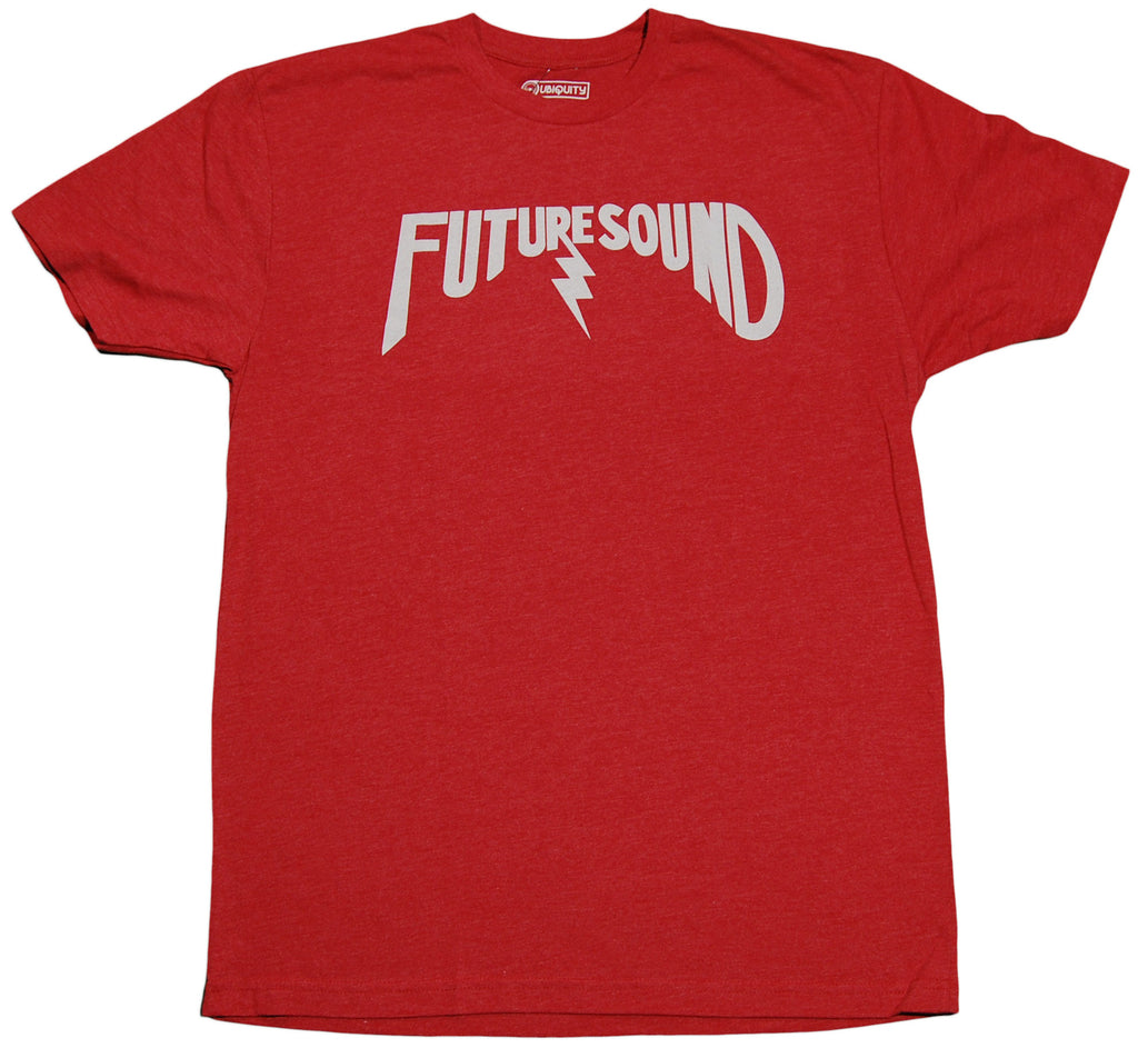 <!--2011101800-->Ubiquity Recordings - 'Future Sound' [(Red) T-Shirt]