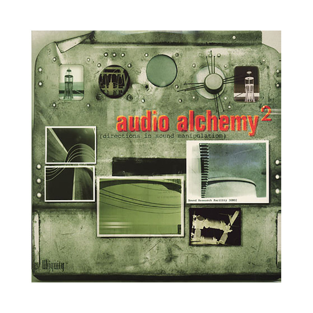 <!--019970107021894-->Various Artists - 'Audio Alchemy 2 (Directions In Sound Manipulation)' [(Black) Vinyl [2LP]]