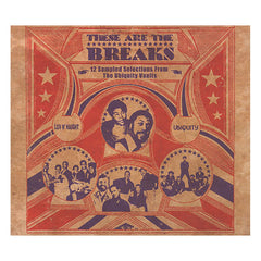 <!--120120207040641-->Various Artists - 'These Are The Breaks: 12 Sampled Selections From The Ubiquity Vaults' [CD]