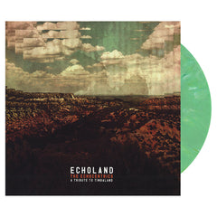 <!--2012030609-->The Echocentrics - 'Echoland: A Tribute To Timbaland' [(Green Marble) Vinyl EP]
