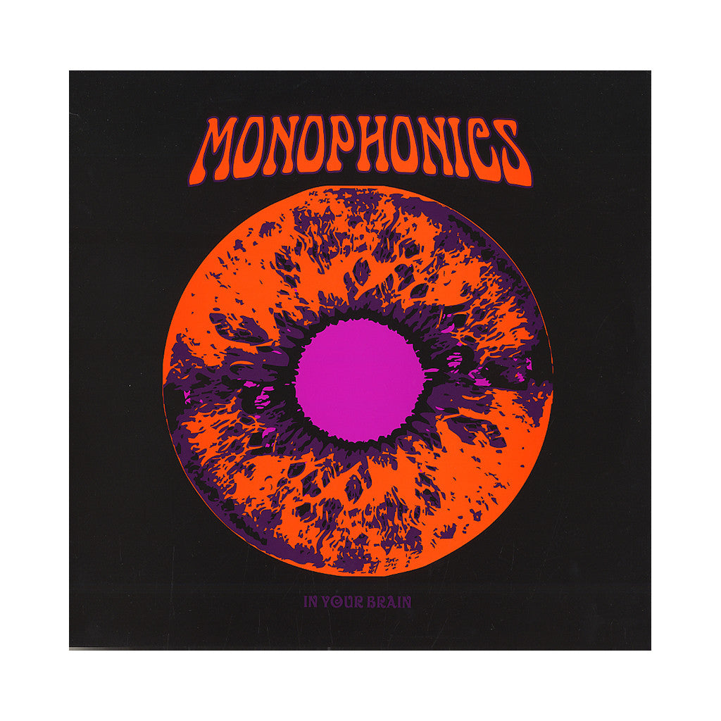 <!--020120522042759-->Monophonics - 'In Your Brain' [(Black) Vinyl [2LP]]