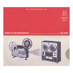 <!--120120717044962-->Shawn Lee's Ping Pong Orchestra - 'Reel To Reel' [CD]