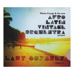 <!--120120717045281-->Afro Latin Vintage Orchestra - 'Last Odyssey' [CD]
