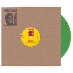 "Bosq - 'More Heavy/ Dem Know' [(Clear Green) 12"" Vinyl Single]"