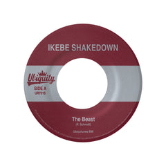 "<!--020130625055240-->Ikebe Shakedown - 'The Beast/ Road Song' [(Black) 7"" Vinyl Single]"