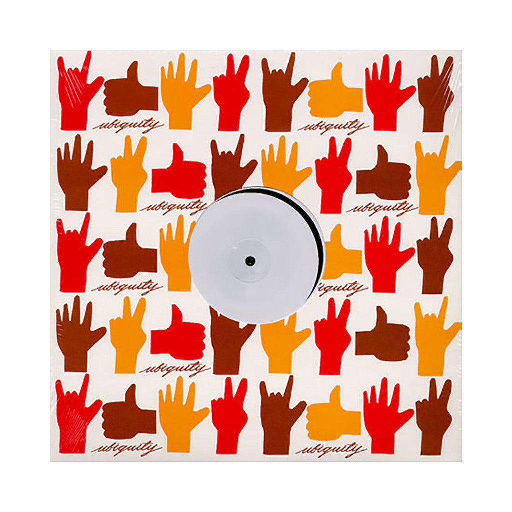Shawn Lee's Ping Pong Orchestra - 'Hits The Hits Sampler' [(Black) Vinyl EP]