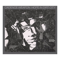 <!--120120529044878-->Cadence Weapon - 'Hope In Dirt City' [CD]