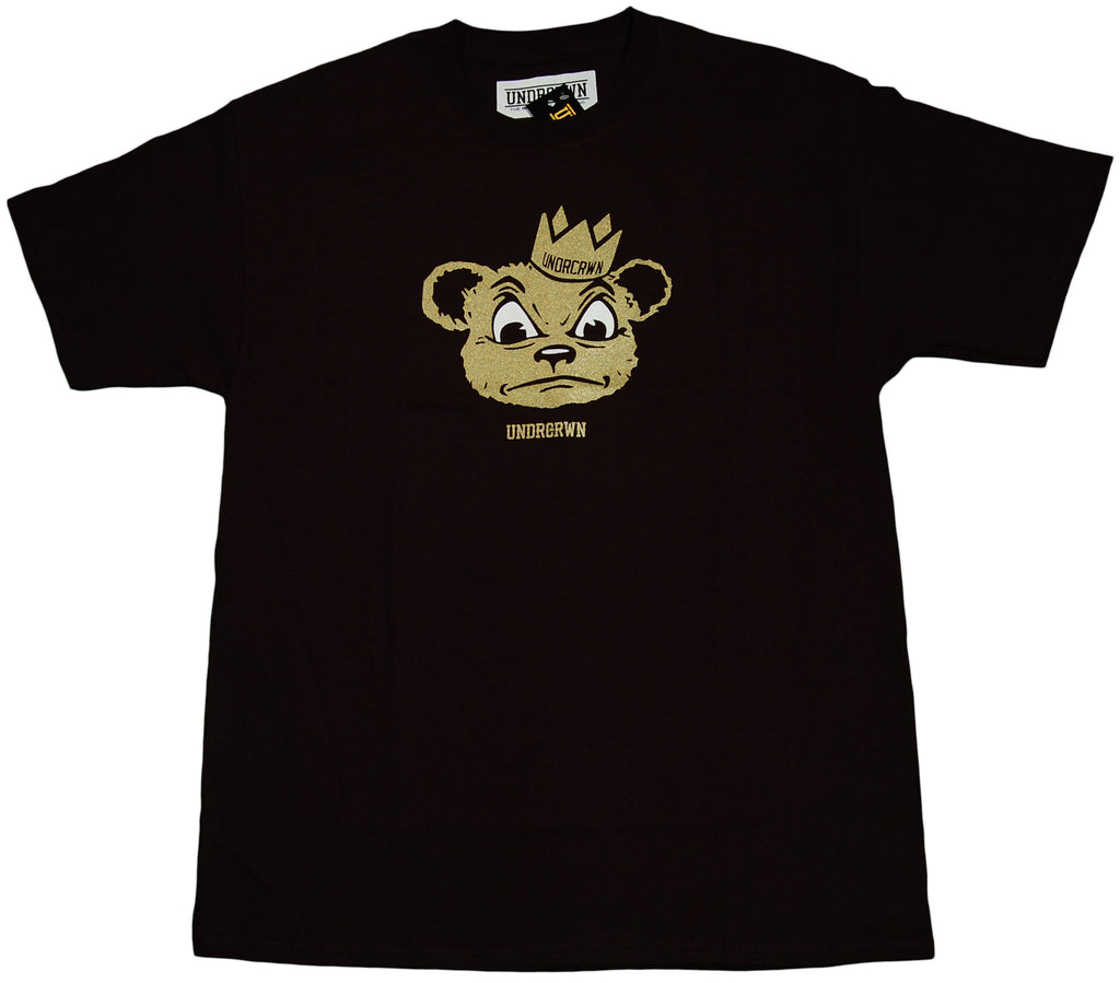 <!--2011070545-->Undrcrwn - 'Angry Bear' [(Black) T-Shirt]