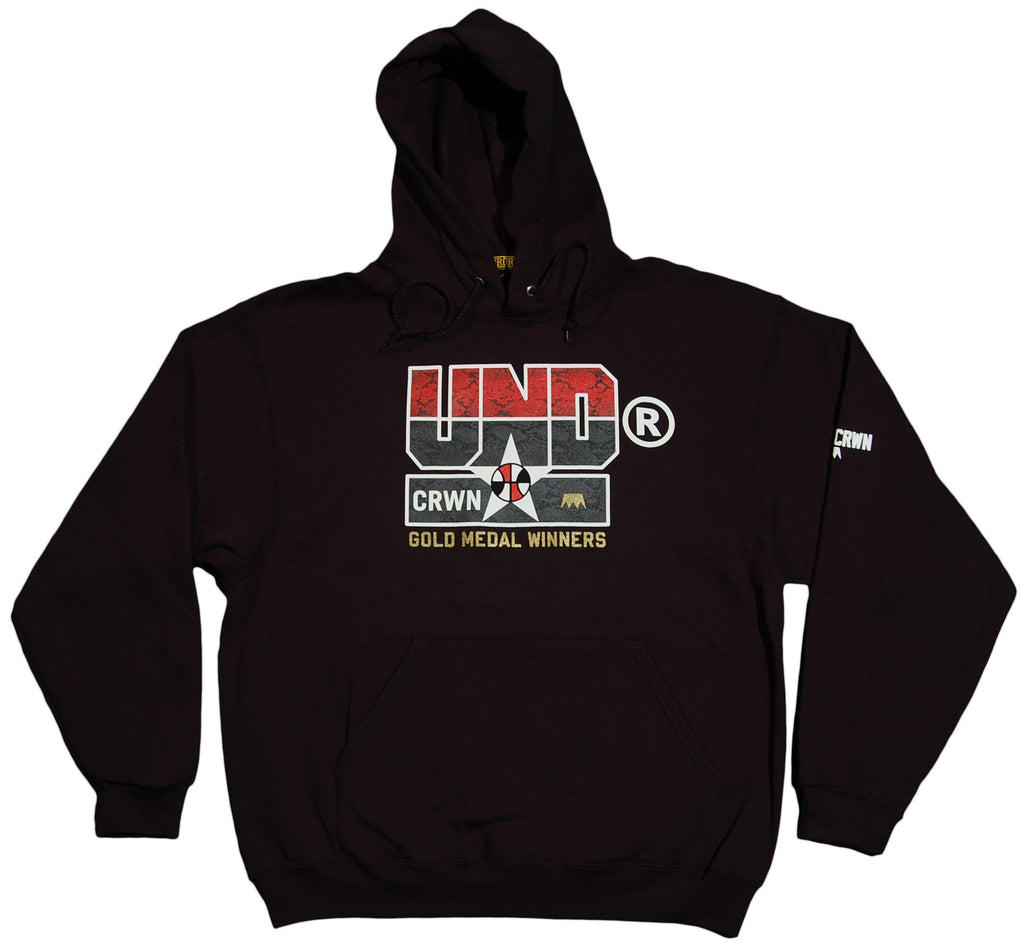 <!--2011101827-->Undrcrwn - 'Player's Dream' [(Black) Hooded Sweatshirt]
